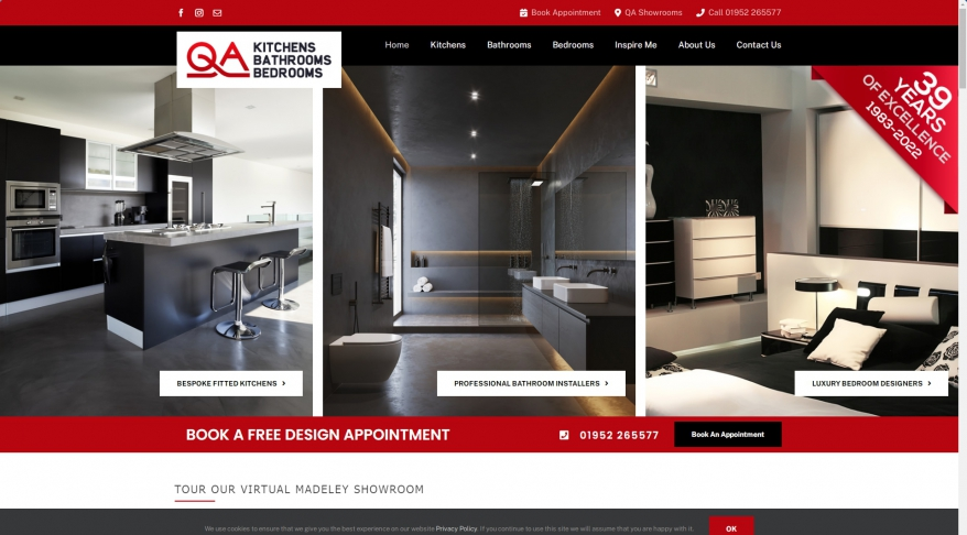 Q A (Ironbridge) Ltd
