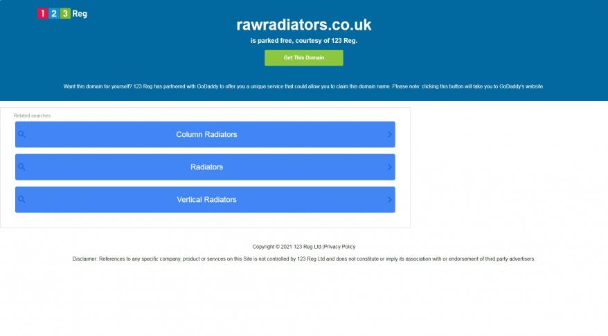 Raw Radiators