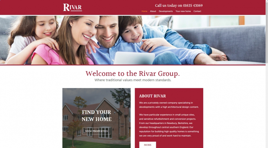 Rivar New Homes