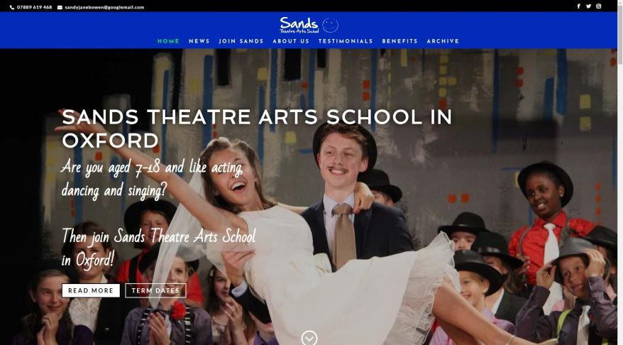 Sands Theatre Arts School