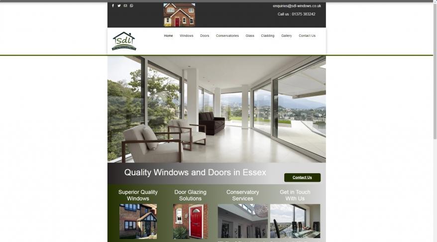 S D L Glass & Glazing