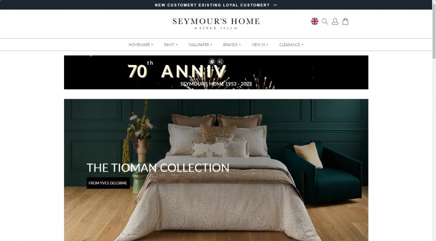 Seymour\'s Home