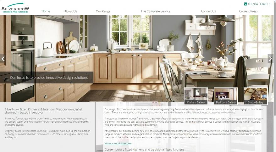 Silverbrow Kitchens & Interiors