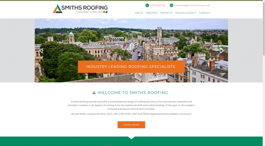 Smiths Roofing Contractors Ltd