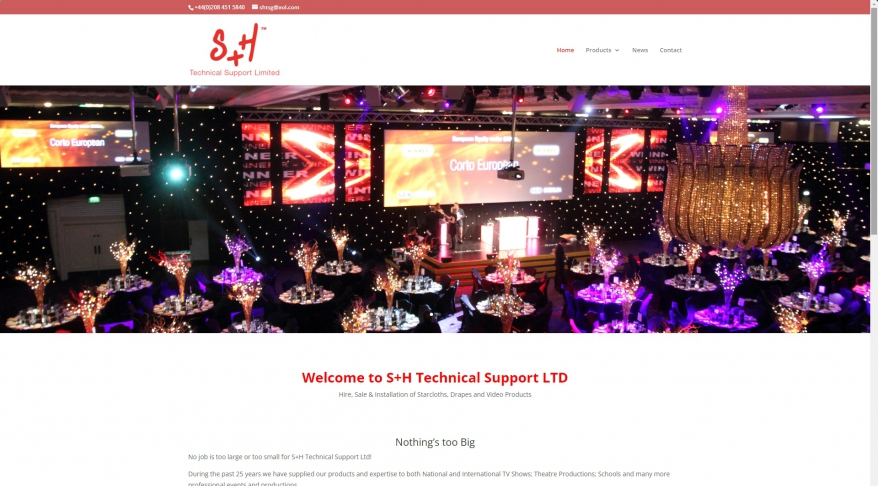 S & H Technical Support Group