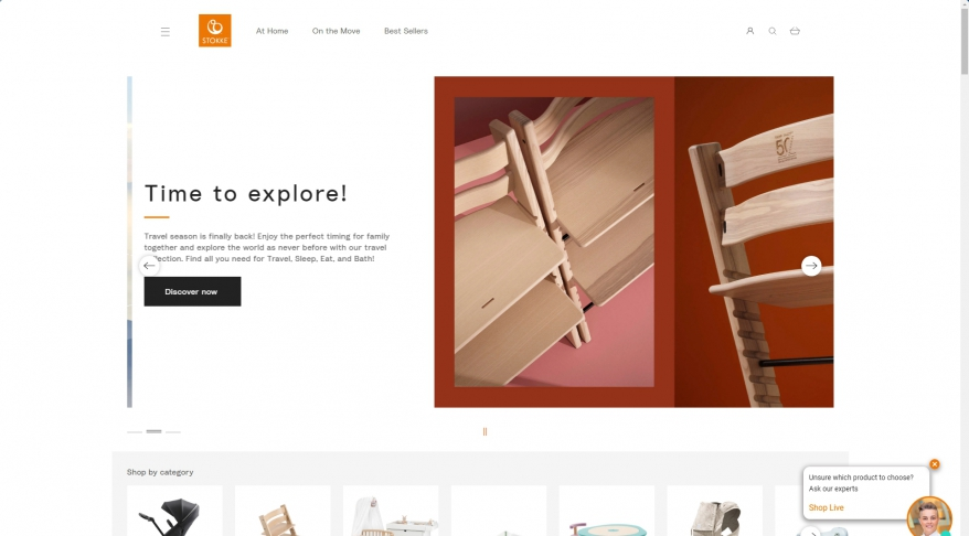 Stokke UK Ltd