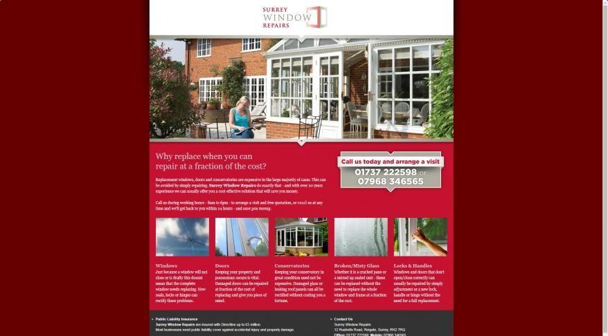 Surrey Window Repairs