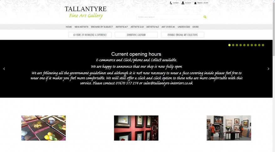 Tallantyre Wallcoverings