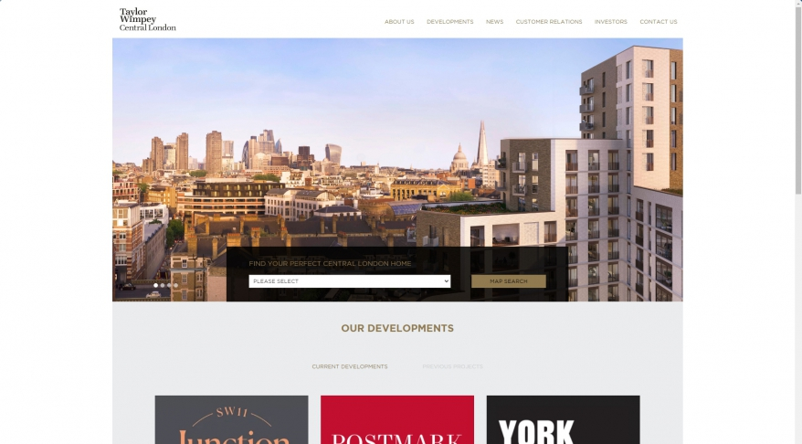 Westminster Quarter - Luxury new apartments for sale
