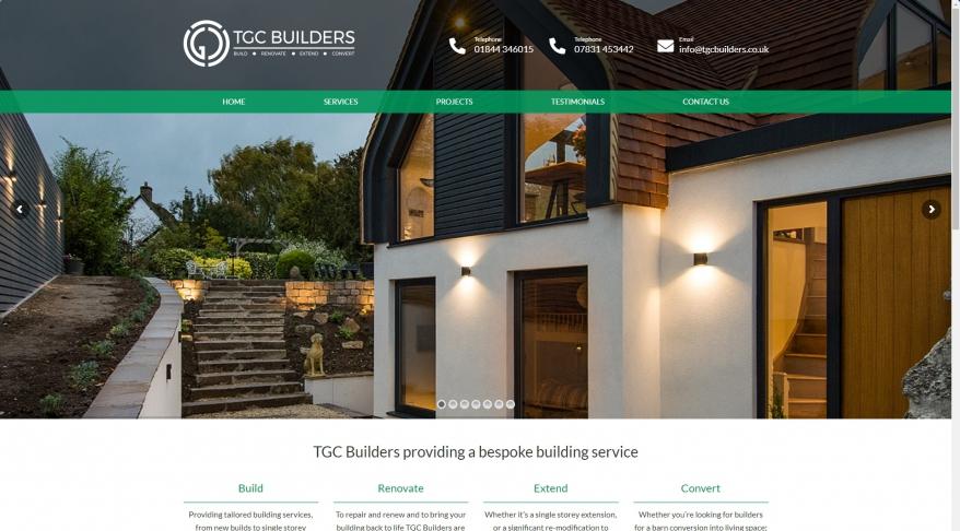 TGC Building & Property Maintenance Ltd