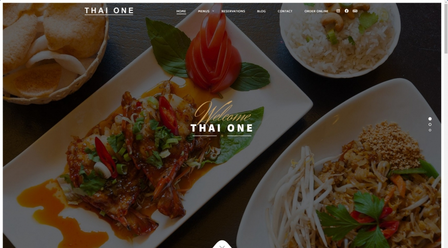 Thai 1 Restaurant & Wine Bar
