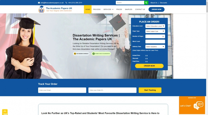 Dissertation Writing Services | Get UK Dissertation Help in Cheap Price