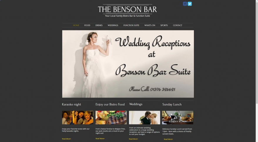 The Benson Bar