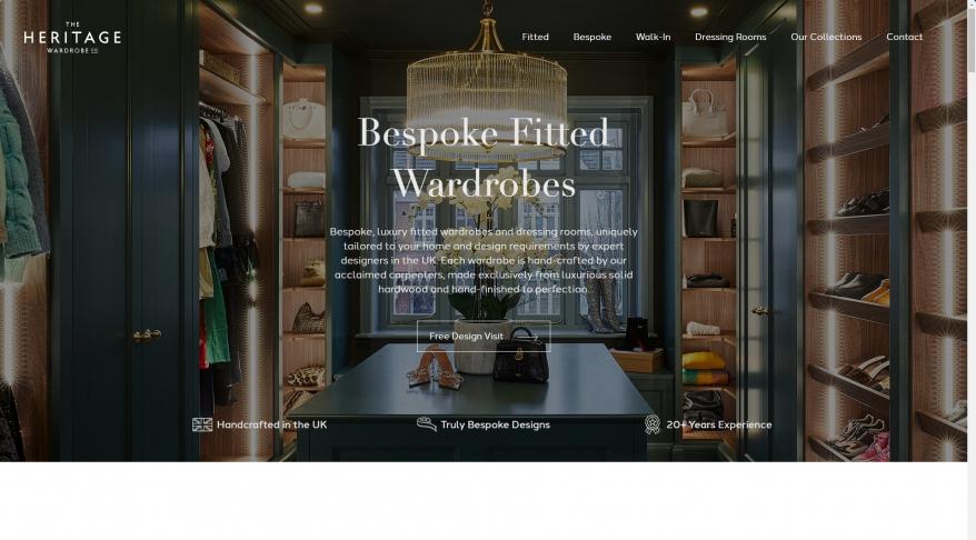 The Heritage Wardrobe Company Ltd