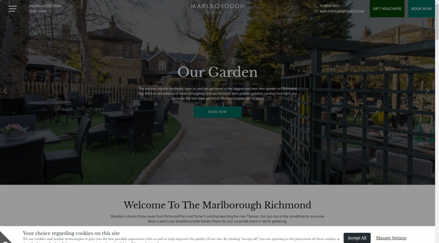 The Marlborough