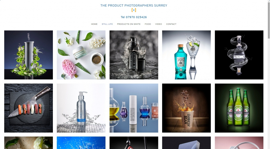 The Product Photographers Surrey