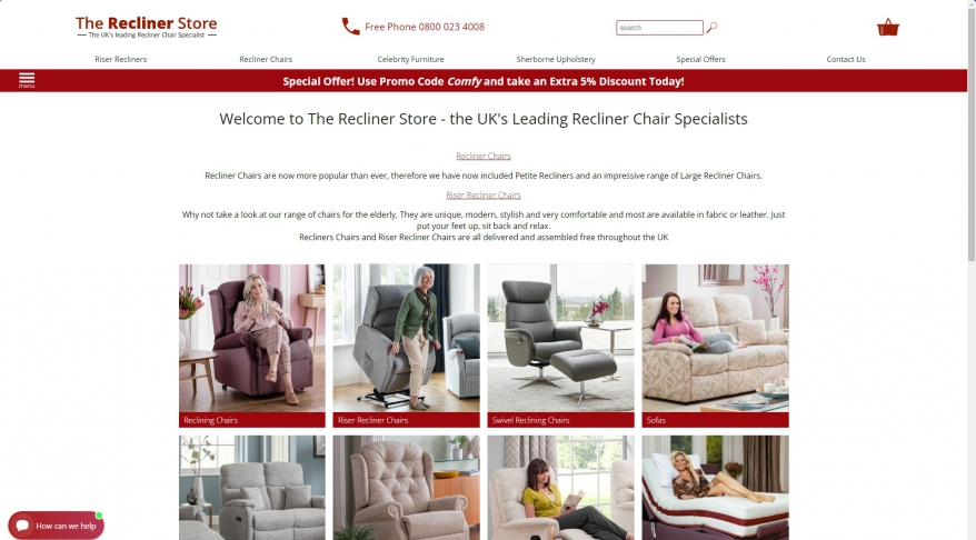 The Recliner Store