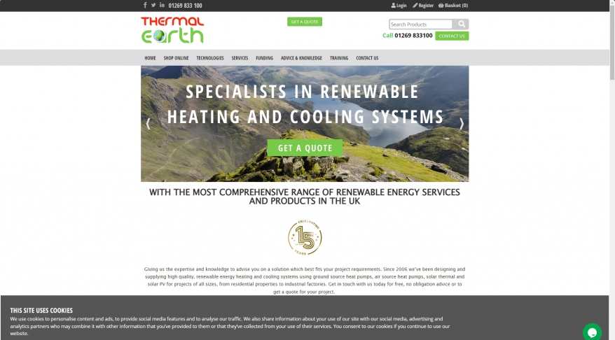 Thermal Earth