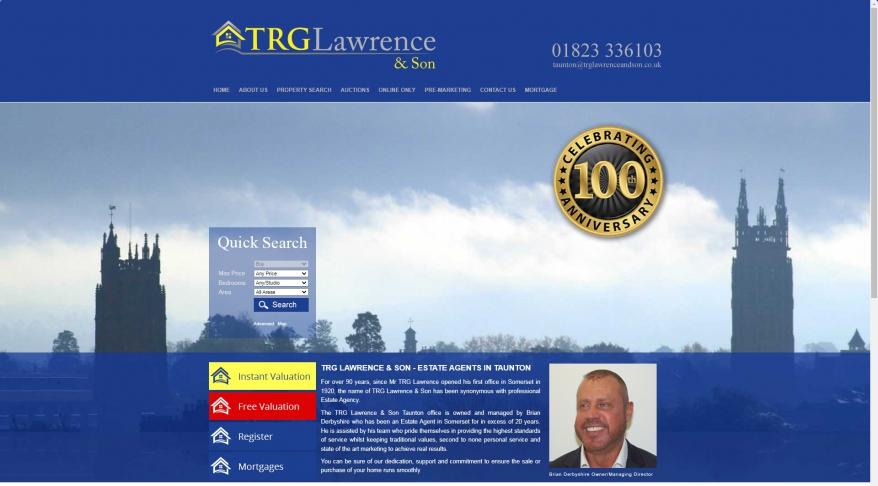 TRG Lawrence Son, Taunton