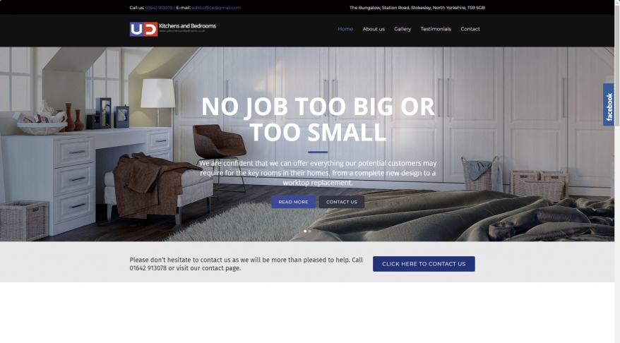 U D Kitchens & Bedrooms