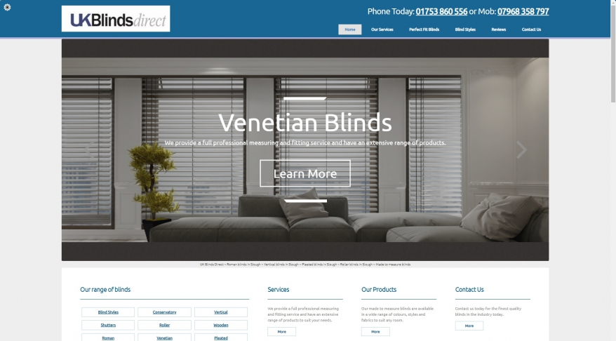 Uk Blinds Direct Ltd