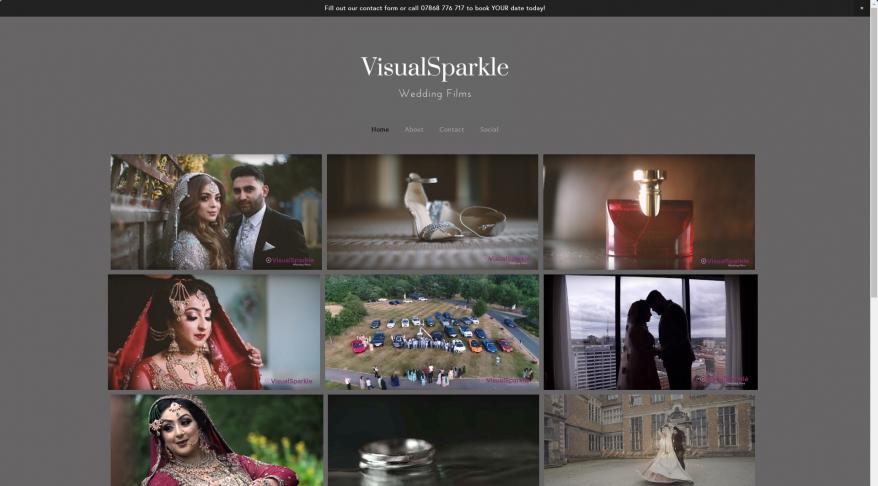 VisualSparkle Wedding Films - Asian Wedding Cinematography Videography Nationwide