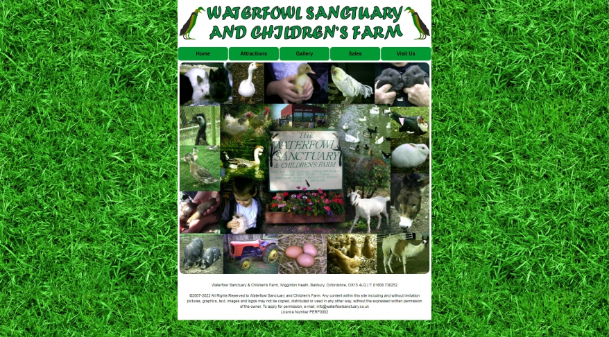 Waterfowl Sanctuary & Children\'s Farm