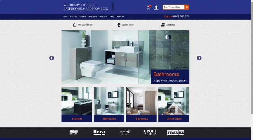 Wetherby Kitchens Bathrooms & Bedrooms Ltd