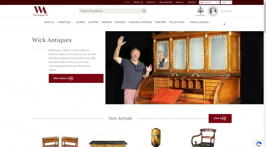 Wick Antiques Ltd