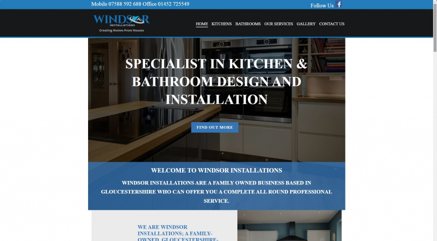 Windsor Installations