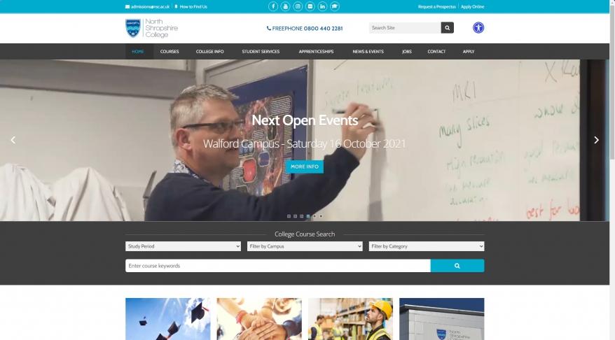 Walford & North Shropshire College