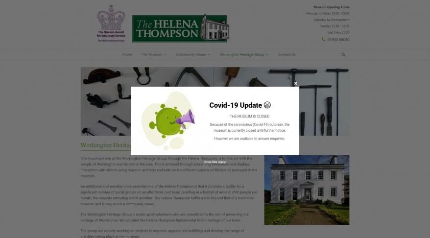 Helena Thompson Museum