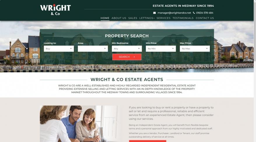 Wright Co, Gillingham