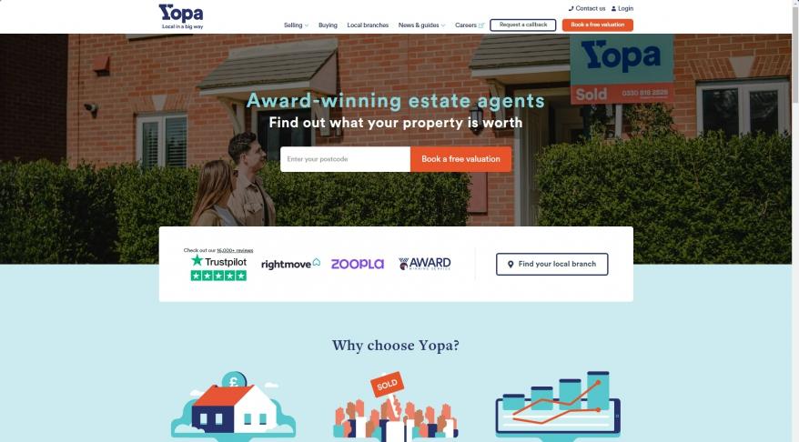YOPA, London