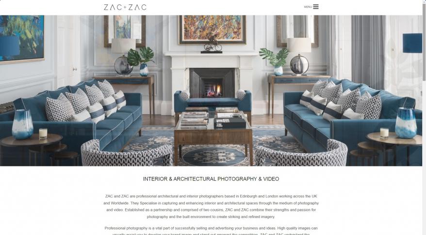 ZAC and ZAC - Photography