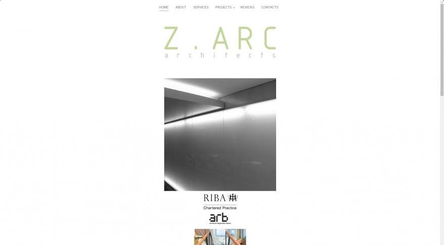 Z.ARC Limited Architects London