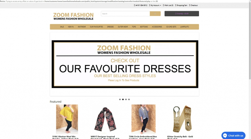 Zoom Fashion (UK) Ltd