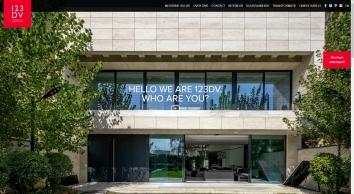 123DV Moderne Villa\'s