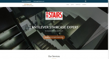 123 Stairs Ltd - Bespoke Hardwood Staircases Expert