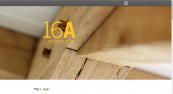 16A Architecture Limited