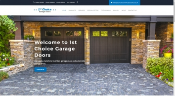 1st Choice Garage Doors