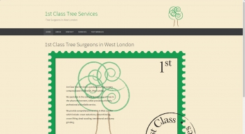 1st Class Tree Services - Professional tree surgery in west London