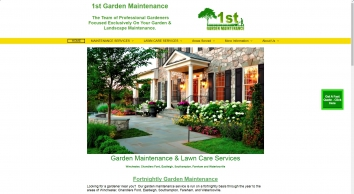 1St Garden Maintenance Ltd