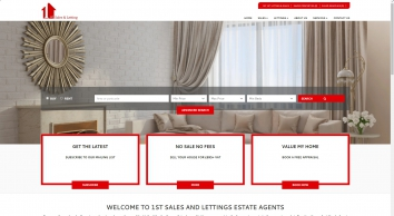 1st Sales & Letting