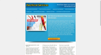 247 Electrician - Electrical Services Your Local Electricians