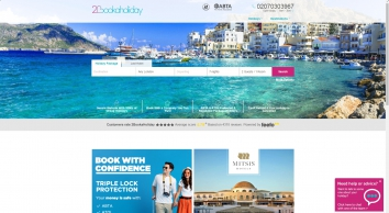 2Bookaholiday | Your Holiday Starts Here | Bargain Holidays Online