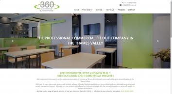 360 Commercial Environments Ltd