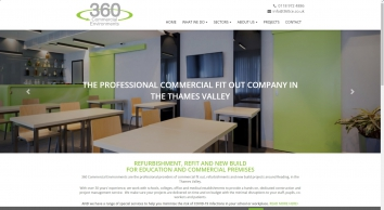 360 Commercial Environments Ltd