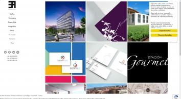 3A estudio, diseño gráfico, web e infografía