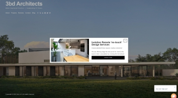 3bd Architecture & Design Sponsored